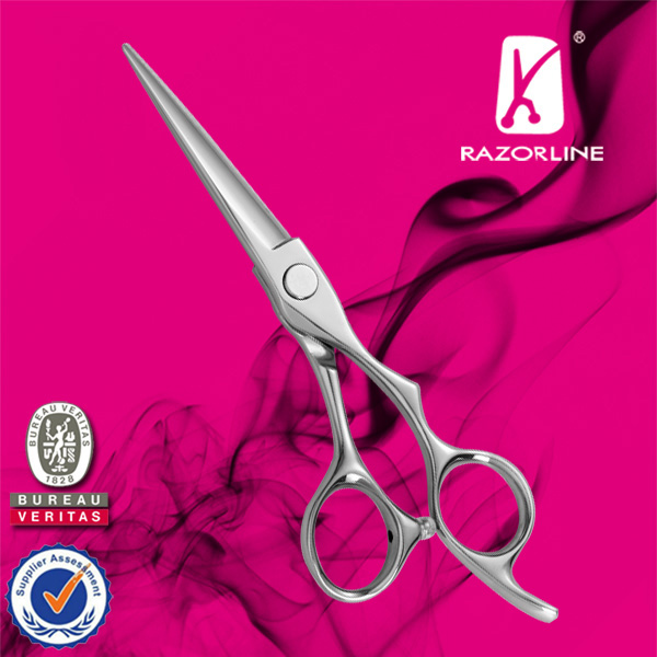 Razorline CK05S Professional Swivel Hair Cutting Scissor with WCA and BSCI certificate