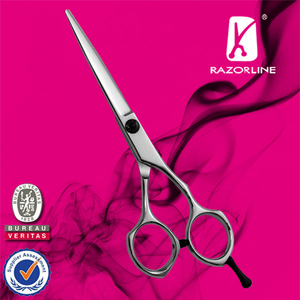 Razorline K104 Professional Hair cutting Scissor with WCA and BSCI certificate